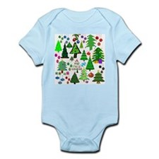 Oh Christmas Tree Body Suit