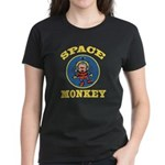 Space Monkey Women's Dark T-Shirt