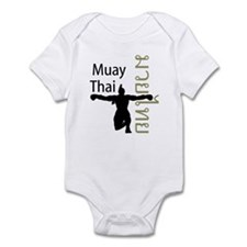 Muay Thai Infant Bodysuit