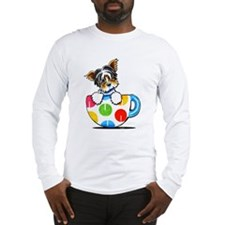 Biewer Yorkie Cup Long Sleeve T-Shirt
