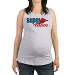 SuperMom Maternity Tank Top