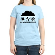 All Weather Cyclist T-Shirt