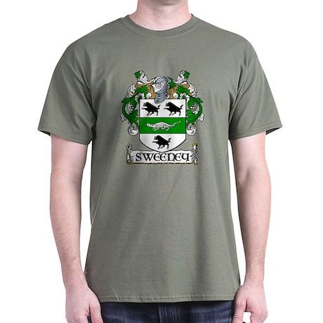 Sweeney Coat of Arms Dark T-Shirt