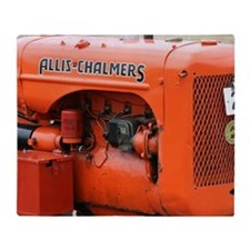 allis chalmers Throw Blanket