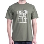 Jesus BRB LOL T-Shirt (Green) M