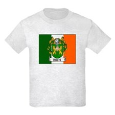 Riley Arms Flag Kids T-Shirt