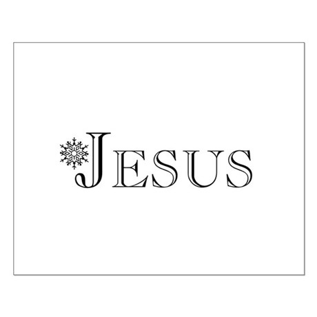 Jesus Small Poster