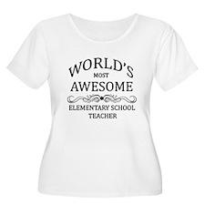 World's Most Awesome Elementary School Teacher Wom