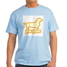 Low Rider Dachshund T-Shirt