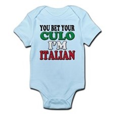 Italian Saying Body Suit