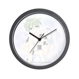 Cool For light backgrounds Wall Clock