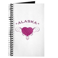 Alaska State (Heart) Gifts Journal