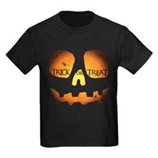 Trick or Treat Jack OLantern T-Shirt