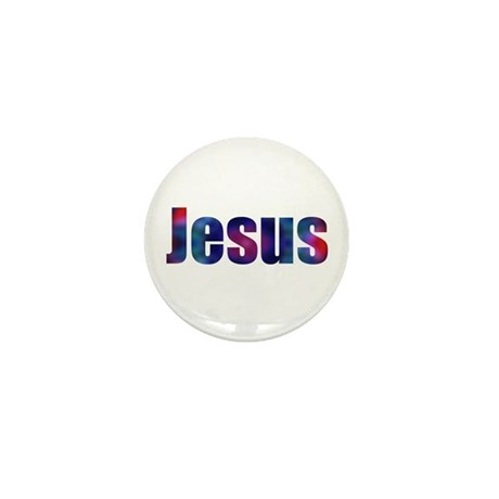 Jesus Mini Button (100 pack)