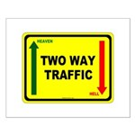 Two Way Traffic 3 Small Poster