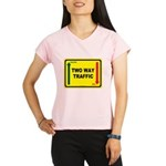 Two Way Traffic 3 Performance Dry T-Shirt