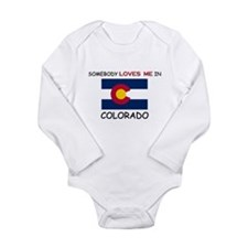Somebody Loves Me In COLORADO Body Suit