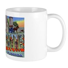St. Augustine Florida Greetings Mug