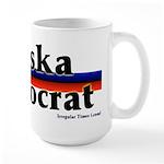 Alaska Democrat Coffee Mug