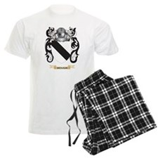 Hough Coat of Arms (Family Crest) Pajamas