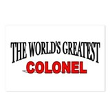 """The World's Greatest Colonel"" Postcards (Package"
