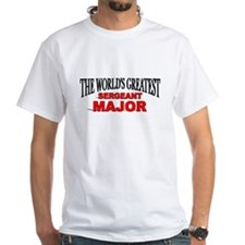 """The World's Greatest Sergeant Major"" Shirt"