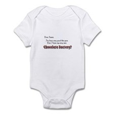 Dear Santa Infant Bodysuit