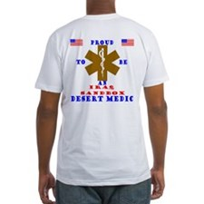 Proud to be an IraqSandbox Medic  Shirt