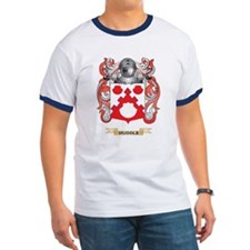 Huddle Coat of Arms (Family Crest) T-Shirt