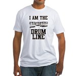 Quad Drummer Fitted T-Shirt