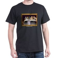 Dogs Playing Beer Pong T-Shirt