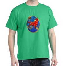 Year Of The Ox Oval T-Shirt