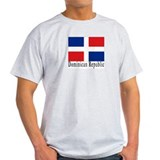 Dominican Republic Ash Grey T-Shirt