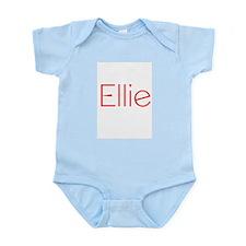 Ellie Infant Bodysuit