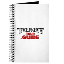 """The World's Greatest Tour Guide"" Journal"