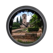 Alhambra Wall Clock