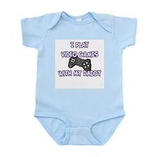 Video Games Daddy Infant Bodysuit