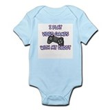 Video Games Daddy Infant Bodysuit