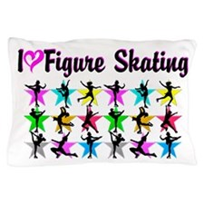 DARLING SKATER Pillow Case