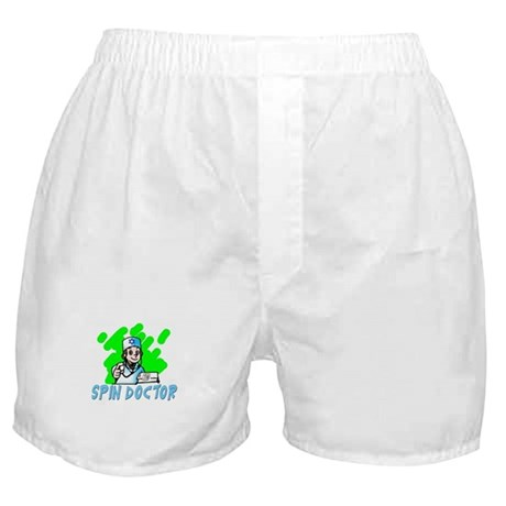 SPIN DOCTOR Boxer Shorts
