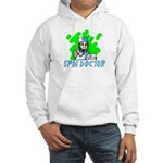 SPIN DOCTOR Hooded Sweatshirt