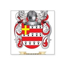 Hussey Coat of Arms (Family Crest) Sticker