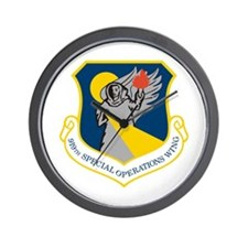919th Special Operations Wing Wall Clock