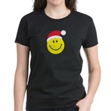 Santa Smiley Face: Tee