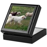 Great Pyr on Duty&lt;br&gt;Keepsake Box