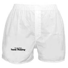 All about Land Sailing Boxer Shorts