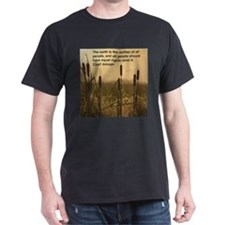 Chief Joseph Earth Quote T-Shirt