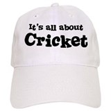 All about Cricket Baseball Cap