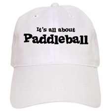 All about Paddleball Baseball Cap