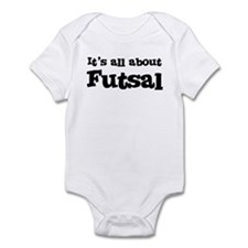 All about Futsal Infant Bodysuit